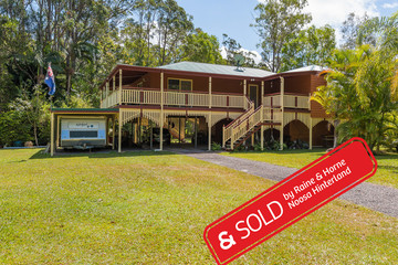 Recently Sold 237 Forest Acres Drive, LAKE MACDONALD, 4563, Queensland