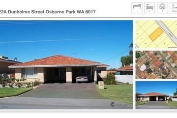 Recently Sold 22A Dunholme Street, OSBORNE PARK, 6017, Western Australia