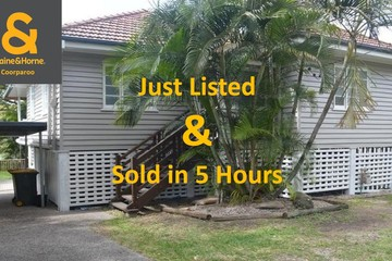 Recently Sold 102 EARL STREET, GREENSLOPES, 4120, Queensland