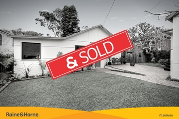 Recently Sold 30 Ridgway Road, AVOCA BEACH, 2251, New South Wales