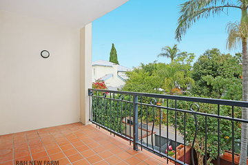 Recently Sold 23/691 Brunswick Street, NEW FARM, 4005, Queensland