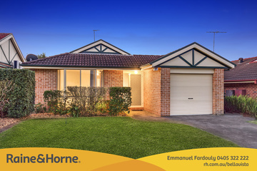 Recently Sold 25 Phoenix Avenue, STANHOPE GARDENS, 2768, New South Wales