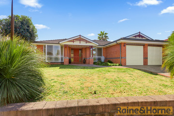 Recently Sold 6 Grimmett Avenue, ROUSE HILL, 2155, New South Wales