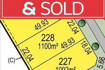 Recently Sold Lot 228 Beechwood Road, BEECHWOOD, 2446, New South Wales