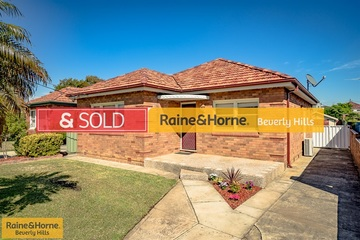 Recently Sold 183 Gloucester Road, BEVERLY HILLS, 2209, New South Wales