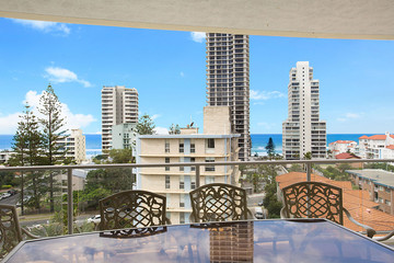 Recently Sold 607/18 Fern Street, SURFERS PARADISE, 4217, Queensland
