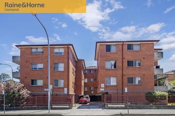 Recently Sold 15/58-60 Copeland Street, LIVERPOOL, 2170, New South Wales