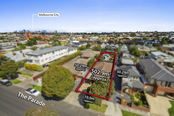 Recently Sold 133 The Parade, ASCOT VALE, 3032, Victoria