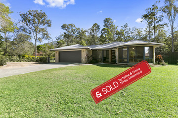 Recently Sold 44 Sugargum Place, BLACK MOUNTAIN, 4563, Queensland