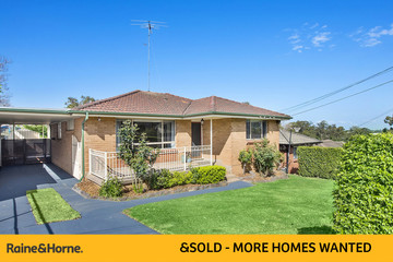 Recently Sold 3 Nattai Street, SEVEN HILLS, 2147, New South Wales