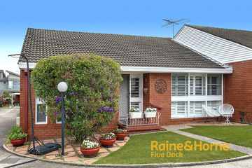 Recently Sold 8 /1a ERINA AVENUE, FIVE DOCK, 2046, New South Wales