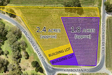 Recently Sold A130 Langhorne Creek Road, LANGHORNE CREEK, 5255, South Australia