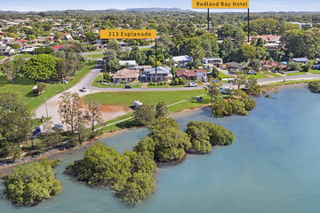 Recently Sold 213 Esplanade, REDLAND BAY, 4165, Queensland