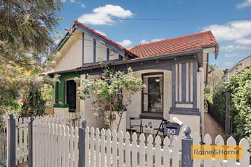 Recently Sold 50 Joseph Street, ASHFIELD, 2131, New South Wales
