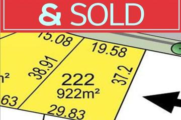 Recently Sold Lot 222 Stanley Drive, BEECHWOOD, 2446, New South Wales