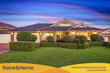 Recently Sold 15 Bilyana Place, ROUSE HILL, 2155, New South Wales