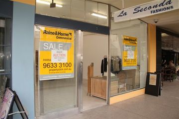 Recently Sold Shop 3/181 Church Street, PARRAMATTA, 2150, New South Wales