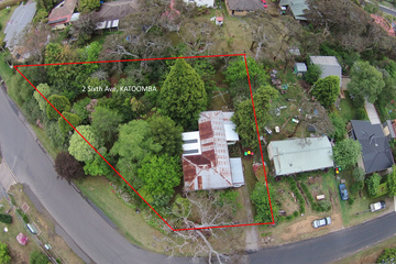 Recently Sold 2 SIXTH AVENUE, KATOOMBA, 2780, New South Wales