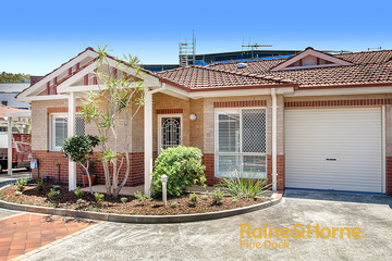 Recently Sold 11 / 13-15 MILLAR STREET, DRUMMOYNE, 2047, New South Wales