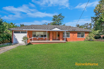 Recently Sold 69 Dryden Ave, CARLINGFORD, 2118, New South Wales