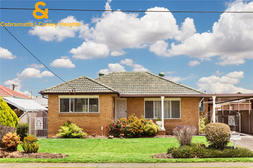 Recently Sold 21 Chelsea Drive, CANLEY HEIGHTS, 2166, New South Wales
