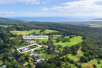 Recently Sold 420 Arthurs Seat Road, RED HILL, 3937, Victoria