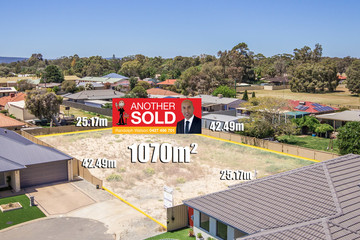 Recently Sold 51 GREENACRE STREET, PINJARRA, 6208, Western Australia