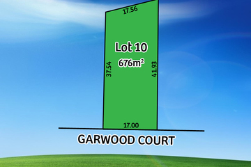 Recently Sold Lot 10 Garwood Court, STRATHALBYN, 5255, South Australia