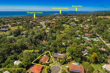 Recently Sold 5 Gibingbell Close, OCEAN SHORES, 2483, New South Wales