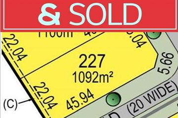Recently Sold Lot 227 Stanley Drive, BEECHWOOD, 2446, New South Wales