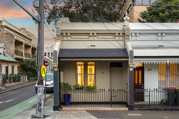 Recently Sold 38 Lennox Street, NEWTOWN, 2042, New South Wales