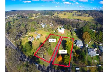 Recently Sold Lot A, 86 Railway Parade, TALLONG, 2579, New South Wales