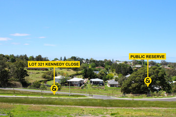 Recently Sold Lot 321 Kennedy Close, Corks Hill Estate, MILTON, 2538, New South Wales