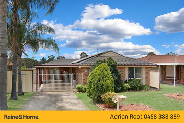 Recently Sold 87 Colebee Crescent, HASSALL GROVE, 2761, New South Wales