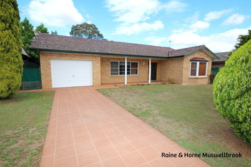 Recently Sold 63 Humphries Street, MUSWELLBROOK, 2333, New South Wales