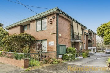 Recently Sold 5/608 MORELAND ROAD, BRUNSWICK WEST, 3055, Victoria
