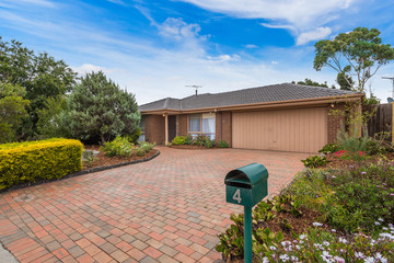 Recently Sold 4 Angas Court, SUNBURY, 3429, Victoria