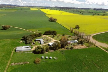 Recently Sold 135 NEWMANS LANE, GRENFELL, 2810, New South Wales