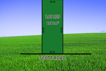Recently Sold Lot 109 Scott Road, LANGHORNE CREEK, 5255, South Australia
