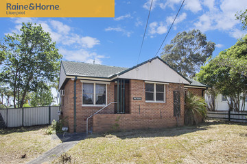Recently Sold 12 Trevanna Street, BUSBY, 2168, New South Wales
