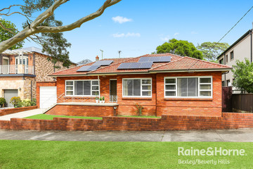 Recently Sold 46 Dunmore Street South, BEXLEY, 2207, New South Wales
