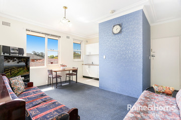 Recently Sold 8/11 Ferguson Avenue, WILEY PARK, 2195, New South Wales
