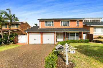 Recently Sold 4 Tumut Place, BOSSLEY PARK, 2176, New South Wales