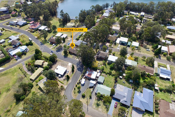 Recently Sold 1 Cottee Close, CONJOLA PARK, 2539, New South Wales