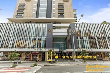 Recently Sold 805/31 Belmore Street, BURWOOD, 2134, New South Wales