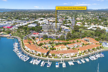 Recently Sold 26/135 Shore Street West, CLEVELAND, 4163, Queensland