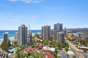 Recently Sold Unit 1908 'Q1' 9 Hamilton Avenue, SURFERS PARADISE, 4217, Queensland