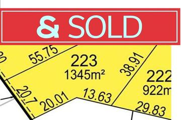 Recently Sold Lot 223 Stanley Drive, BEECHWOOD, 2446, New South Wales