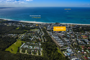 Recently Listed 3-7 Shirley Street, BYRON BAY, 2481, New South Wales