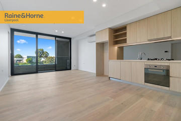 Recently Sold 206/6B Atkinson Street, LIVERPOOL, 2170, New South Wales